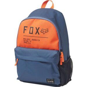 Fox mochila Non Stop Legacy blue steel azul naranja (2)