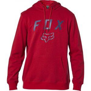 Fox sudadera Legacy Moth roja chilli sanse (2)