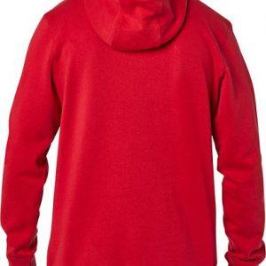 Fox sudadera Legacy Moth roja chilli sanse (3)