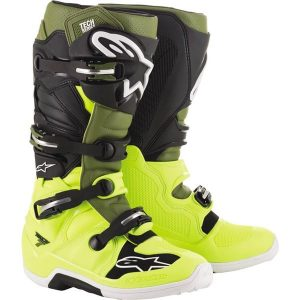 botas alpinestars niño tech 7 s militar crosscountry ofertas madrid sanse