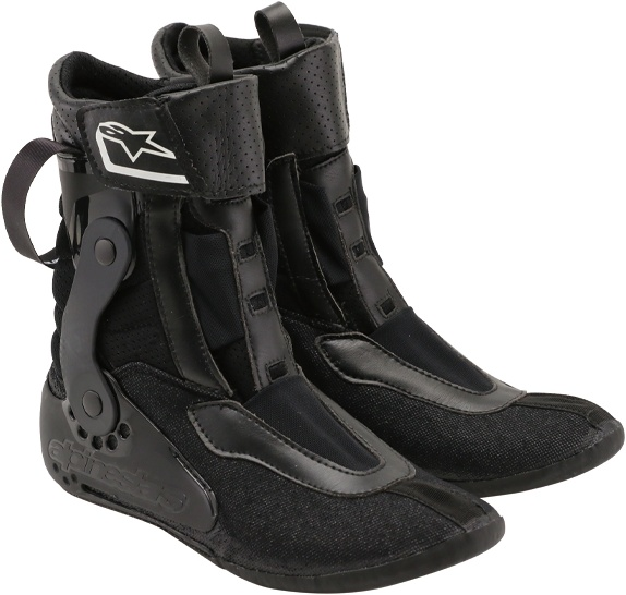 botas alpinestars tech 10 blanca negra cross country madrid (2)