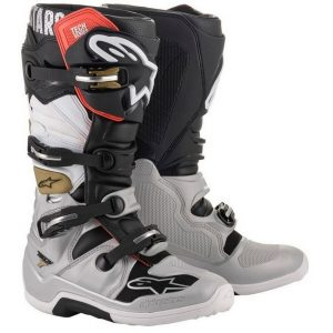 botas alpinestars tech 7 gris roja negra blanca crosscountry shop madrid (2)