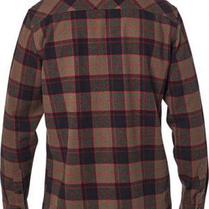 camisa fox franela Traildust 2 0 dirt rebajas descuento (3)