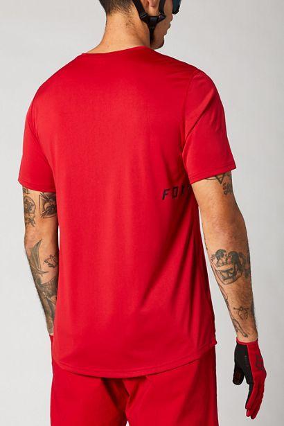 camiseta fox ranger block negra blanca roja nueva coleccion en crosscountry (1)
