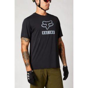 camiseta fox ranger block negra blanca roja nueva coleccion en crosscountry (2)