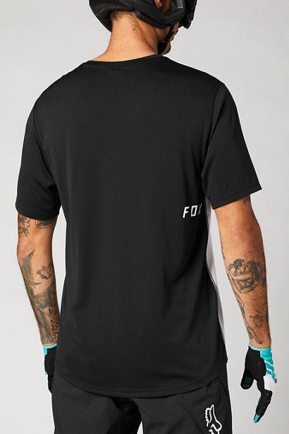camiseta fox ranger block negra blanca roja nueva coleccion en crosscountry (5)