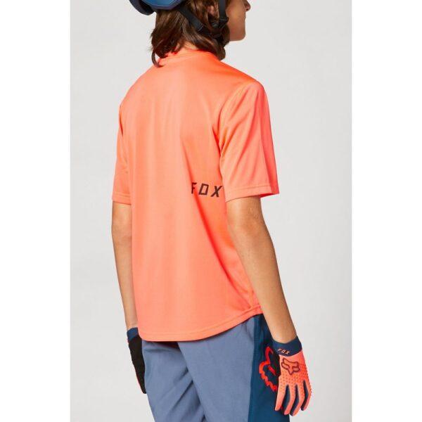 camiseta ranger niño fox azul y coral (2)