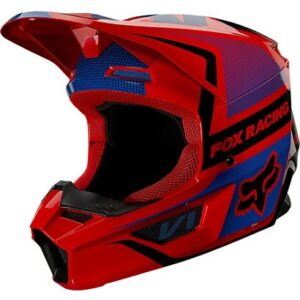 casco fox v1 niño oktiv