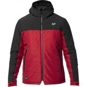 chaqueta Fox Harrison negra roja granate mx enduro mtb (2)