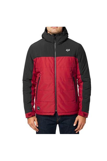 chaqueta Fox Harrison negra roja granate mx enduro mtb (4)