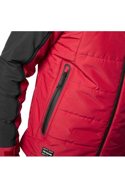 chaqueta Fox Harrison negra roja granate mx enduro mtb (6)