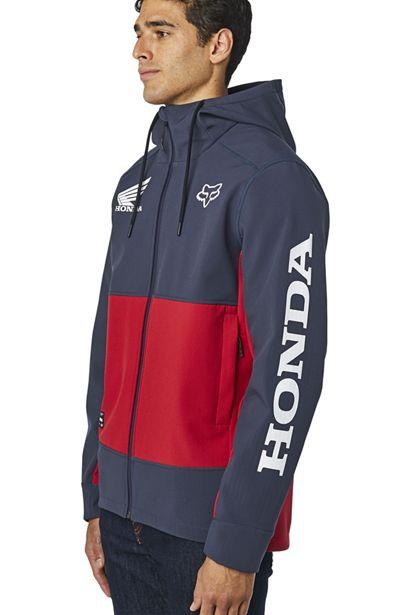 chaqueta Fox Pit Honda shoftshell outlet madrid (1)