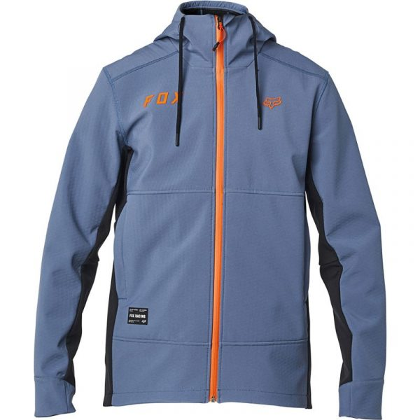 chaqueta fox Pit shoftshell azul tienda madrid fox sanse (2)