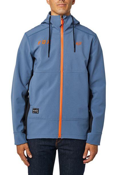 chaqueta fox Pit shoftshell azul tienda madrid fox sanse (4)