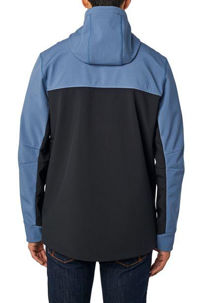 chaqueta fox Pit shoftshell azul tienda madrid fox sanse (5)