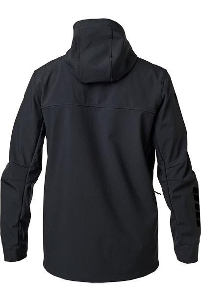 chaqueta fox Pit shoftshell negra crosscountry shop (3)