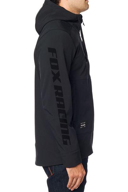 chaqueta fox Pit shoftshell negra crosscountry shop (6)
