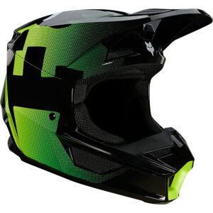 enduro motocross mx casco fox v1 tayzer