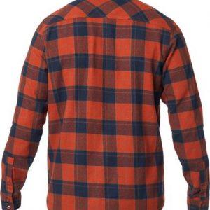 fox camisa traildust 2 0 franela adobe (3)