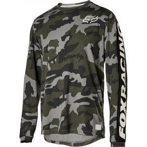 fox camiseta Ranger DR FOXHEAD ls camo enduro dh trail (2)