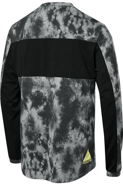 fox camiseta jersey Ranger ls elevated negra (1)