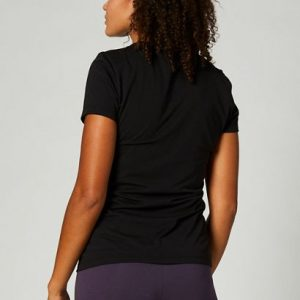 fox camiseta mujer chica DIvision negra crosscountry madrid shop (3)