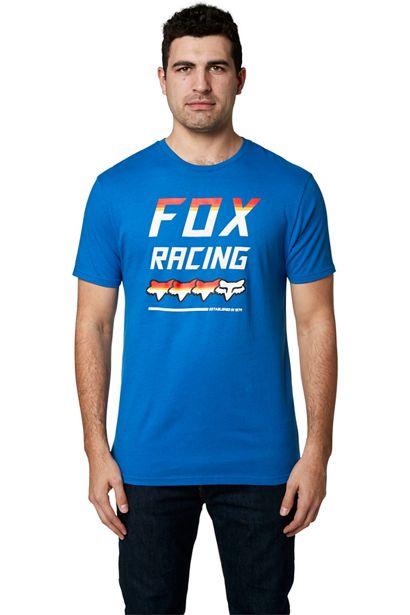 fox camiseta premium Full count azul tienda madrid fox mx enduro (1)