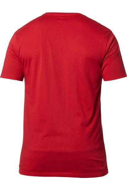fox camiseta premium Non Stop cardinal roja outlet madrid (3)