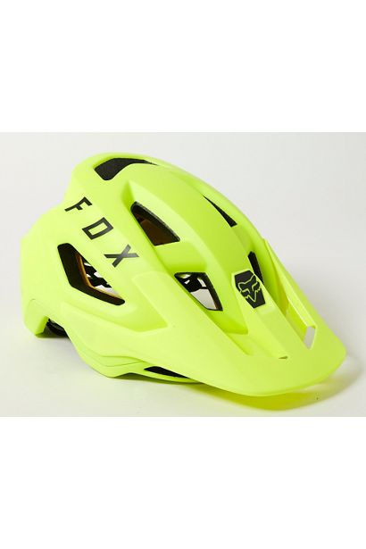 fox casco mtb Speedframe MIPS amarillo fluor trail enduro XC (2)