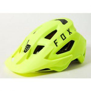 fox casco mtb Speedframe MIPS amarillo fluor trail enduro XC (4)