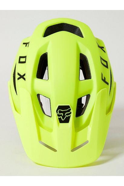 fox casco mtb Speedframe MIPS amarillo fluor trail enduro XC (5)