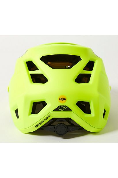 fox casco mtb Speedframe MIPS amarillo fluor trail enduro XC (6)