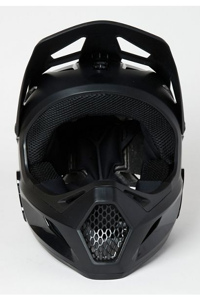 fox casco mtb rampage 2021 negro outlet barato (1)