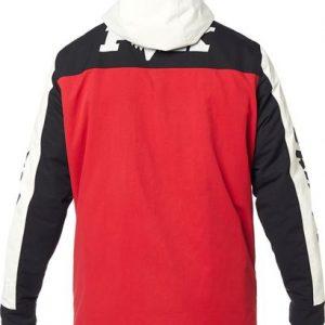 fox chaqueta arlington negra roja rebajas (3)