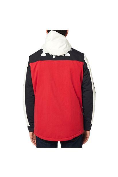 fox chaqueta arlington negra roja rebajas (5)