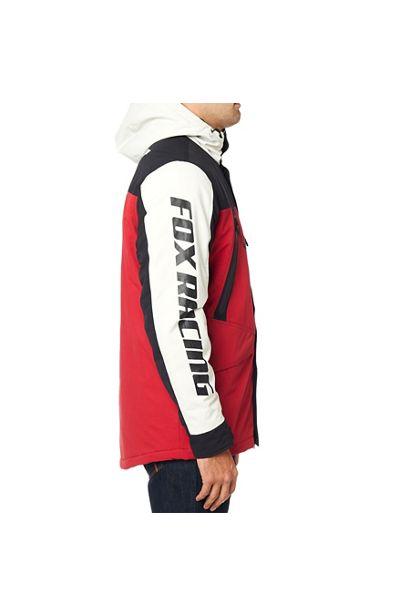 fox chaqueta arlington negra roja rebajas (6)