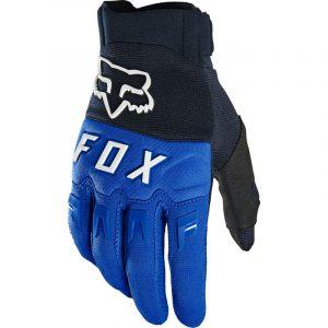 fox guante dirtpaw azul