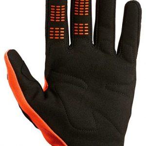 fox guantes dirtpaw naranja