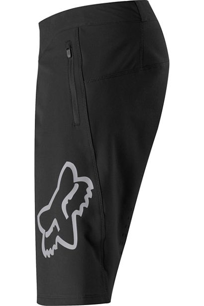 fox pantalon defend corto negro madrid (1)