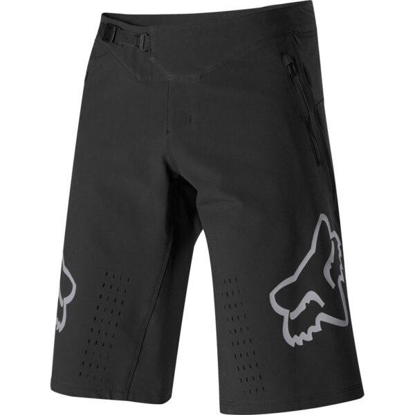 fox pantalon defend corto negro madrid (2)
