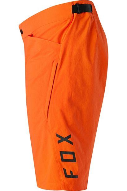 fox pantalon ranger short mtb naranja madrid (1)