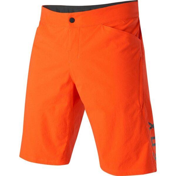 fox pantalon ranger short mtb naranja madrid (2)