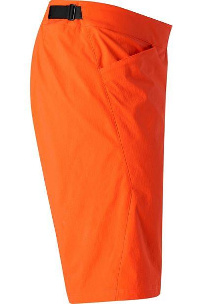 fox pantalon ranger short mtb naranja madrid (4)