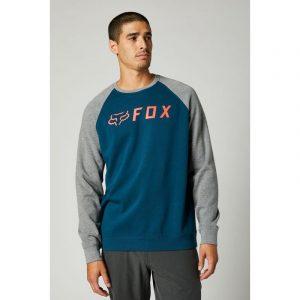 fox sudadera Apex crew azul dark indigo mens barata tienda fox madrid (2)