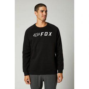fox sudadera Apex sin capucha negra (3)