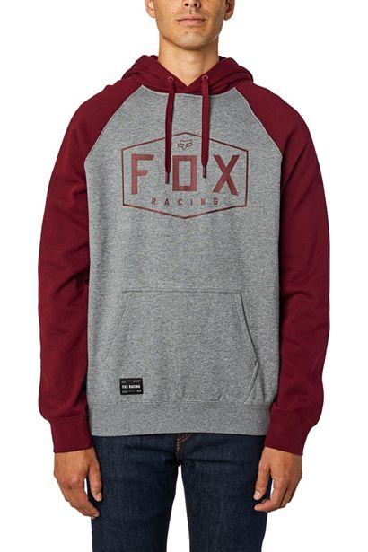 fox sudadera Crest fleece sanse tienda fox (1)