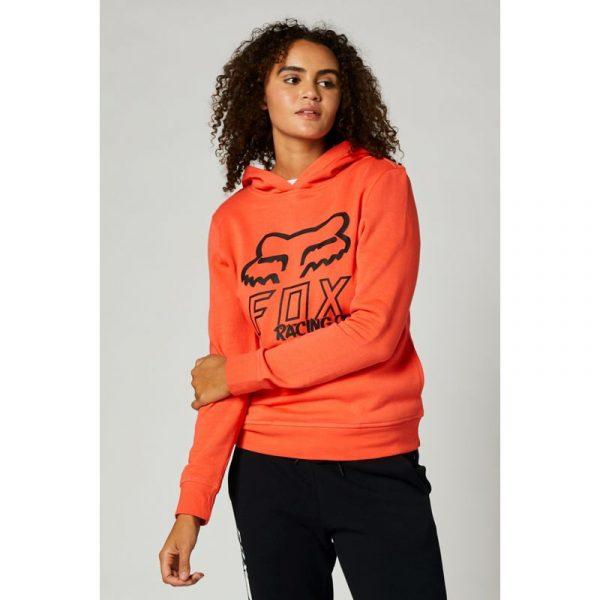 fox sudadera chica mujer Hightail flamingo molona (2)