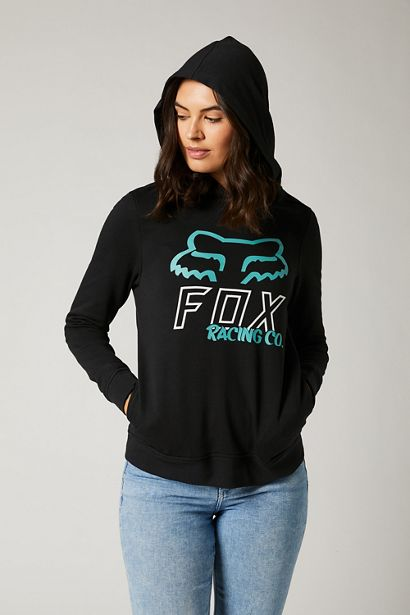 fox sudadera chica mujer Hightail negra mx enduro mtb barata outlet (1)