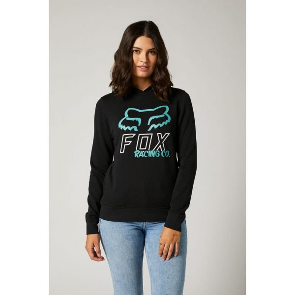 fox sudadera chica mujer Hightail negra mx enduro mtb barata outlet (2)