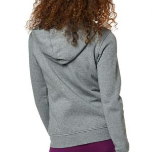 fox sudadera mujer Qualifier gris rosa chica women outlet rebajada (1)